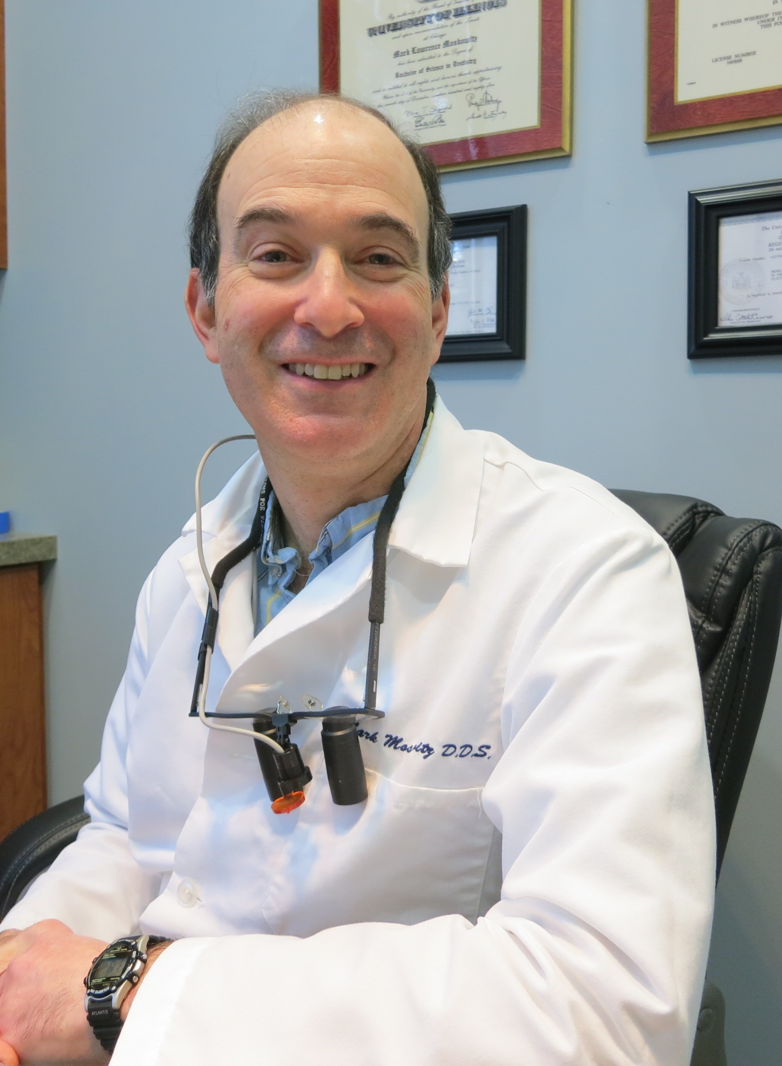 Dr Mark Moskowitz Dds General Dentist In Saratoga