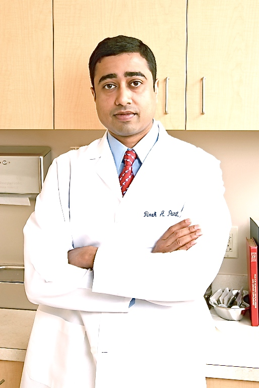 Vivek A Patil, MD