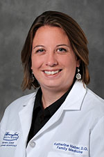Dr. Katherine Naber, DO
