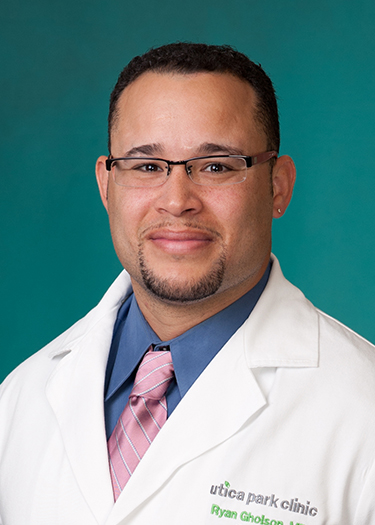 Ryan D Gholson, MD