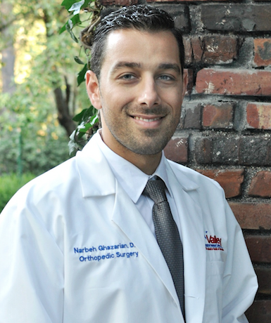Dr. Narbeh Ghazarian, DO