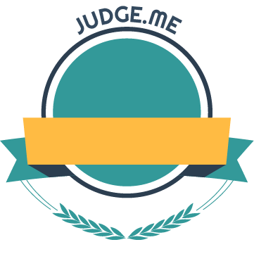 Judge.me Verifierade recensioner Badge