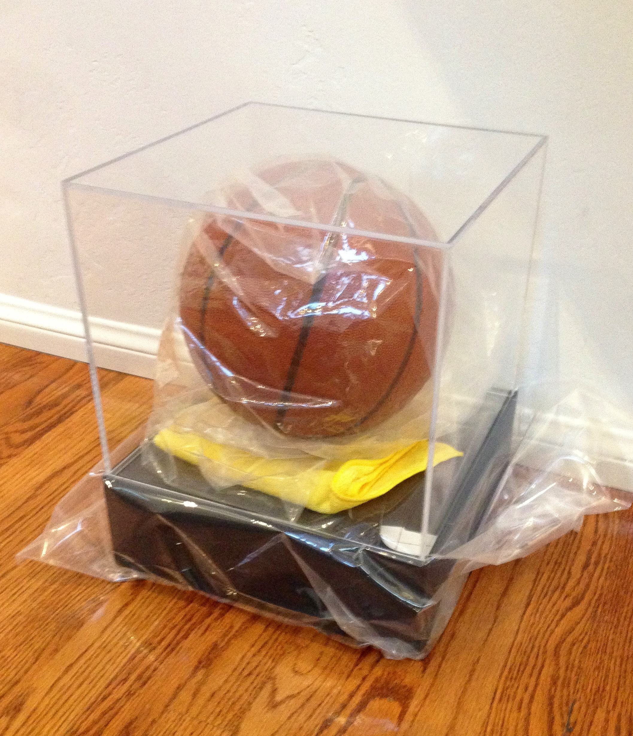 user picture - Basketball Display Case