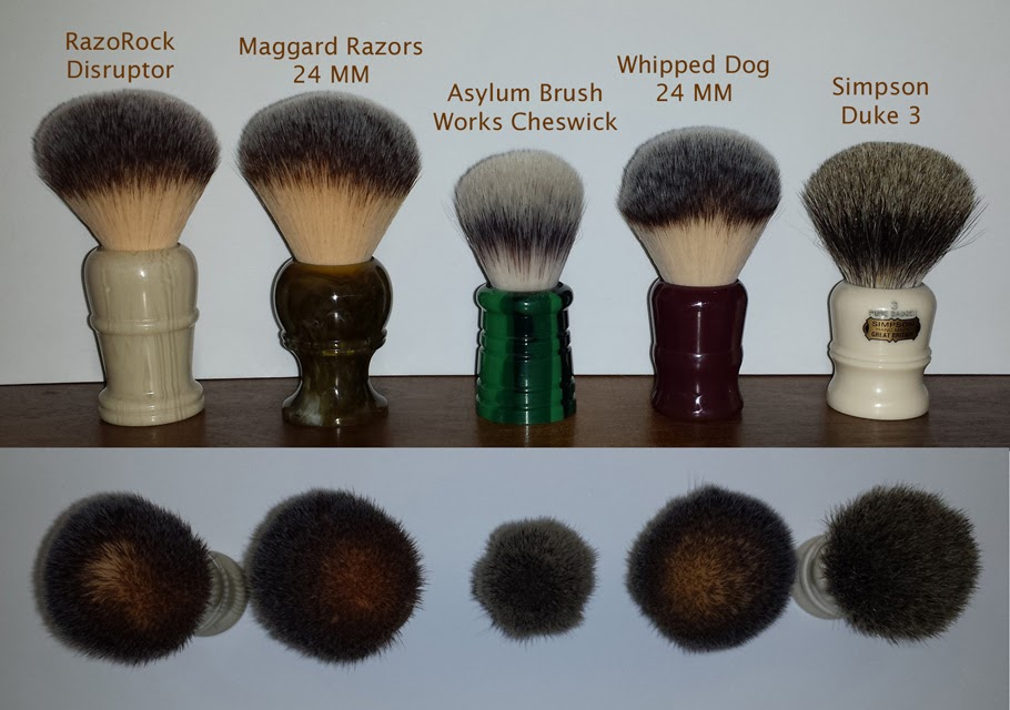 asylum brush works cheswick bullgoose shaving