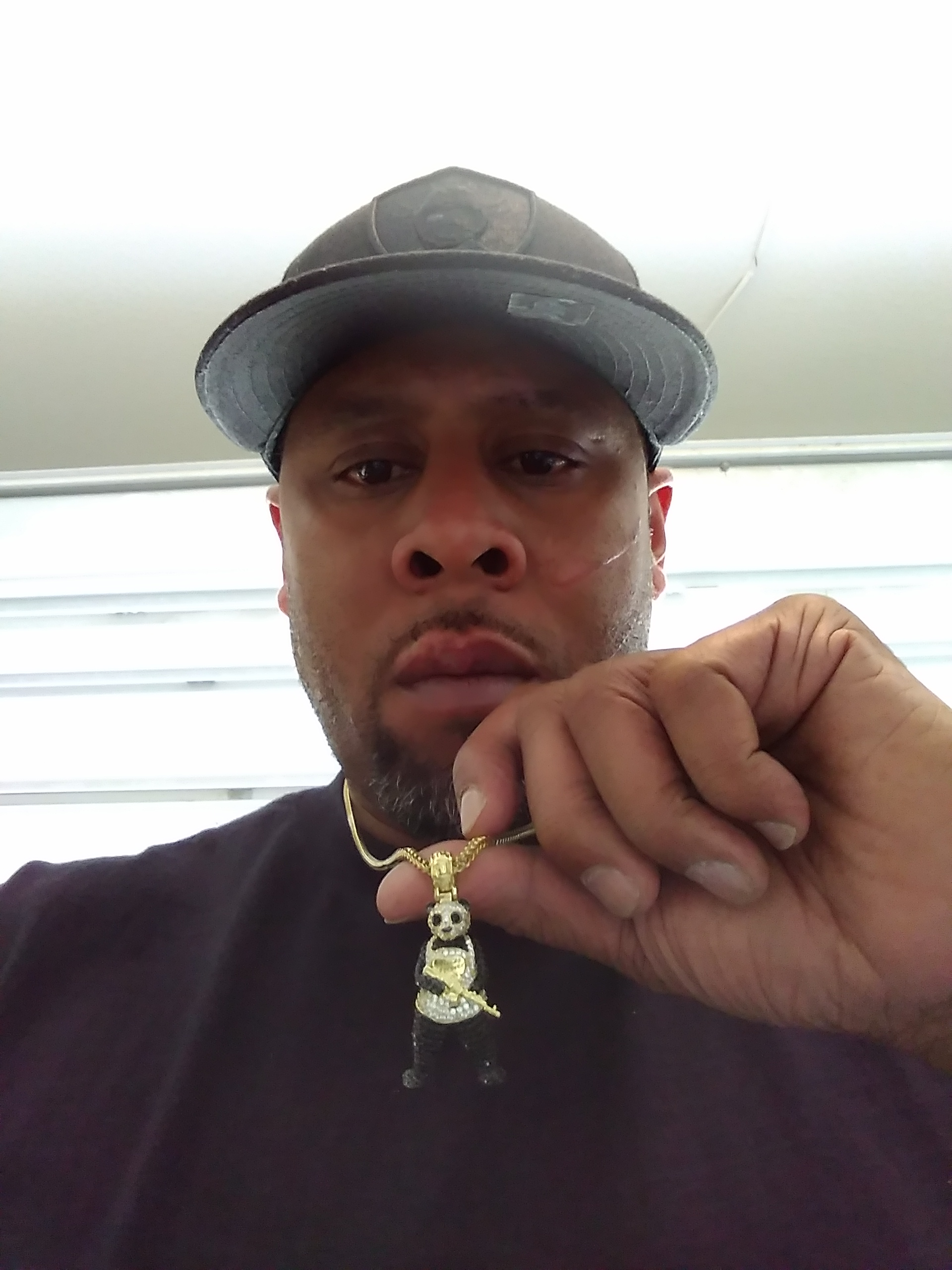 Kingice Replied: Thats A Dope Picture! We Are Glad You Like The  Pendant! We Hope To Hear From You Again Soon
