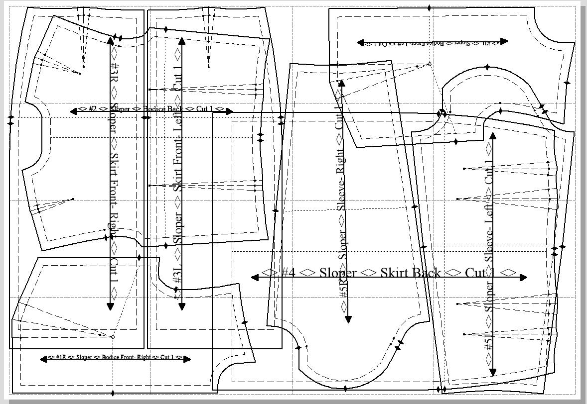 fitography pattern fitter software u2013 sewfitography