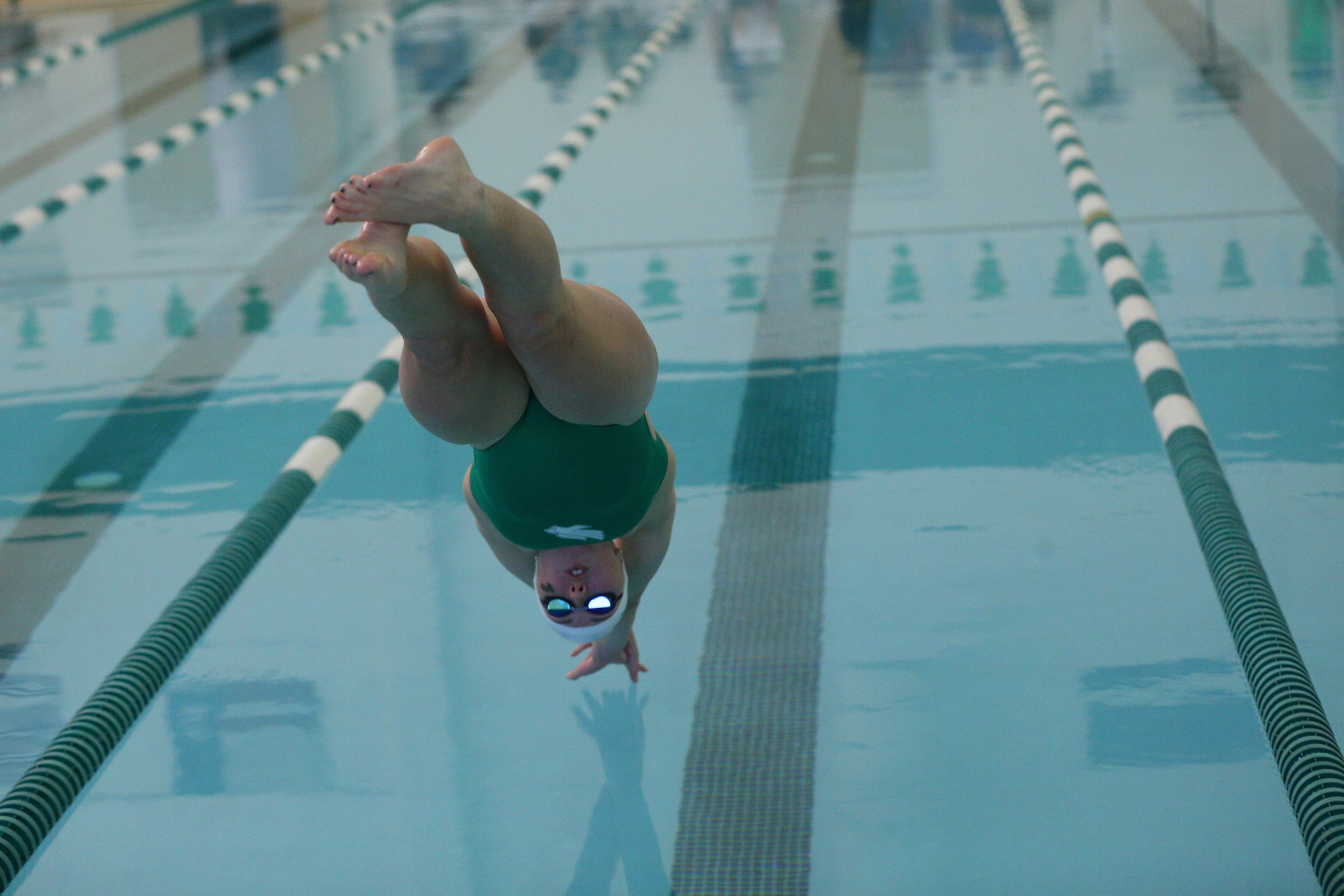 Behind The Blocks With Sydney Buckley University Of North Texas