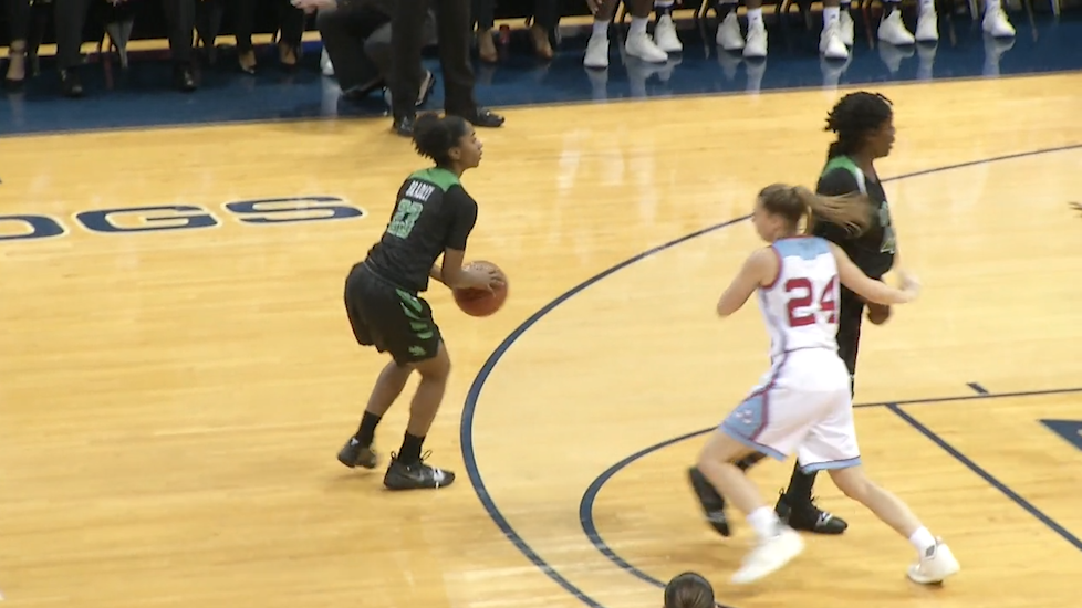 North Texas WBB: Highlights vs La Tech 01/03/19