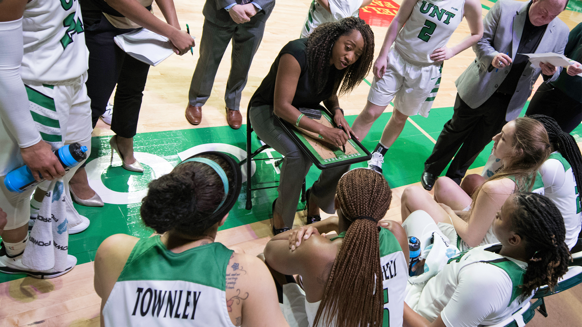 North Texas WBB: Conference Start Recap