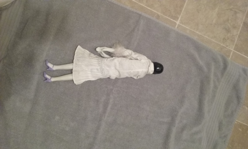 porcelain flapper doll made in taiwan