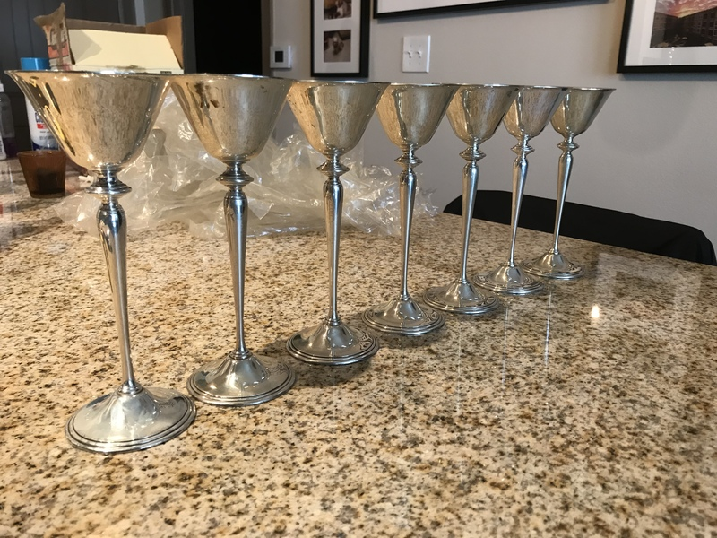 Tiffany & Co Goblets