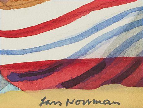 Lars Norrman watercolors