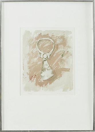 Lennart ASCHENBRENNER serigraph