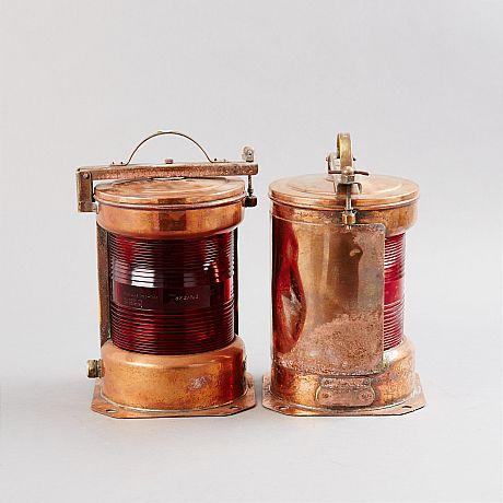 Vessel Lanterns