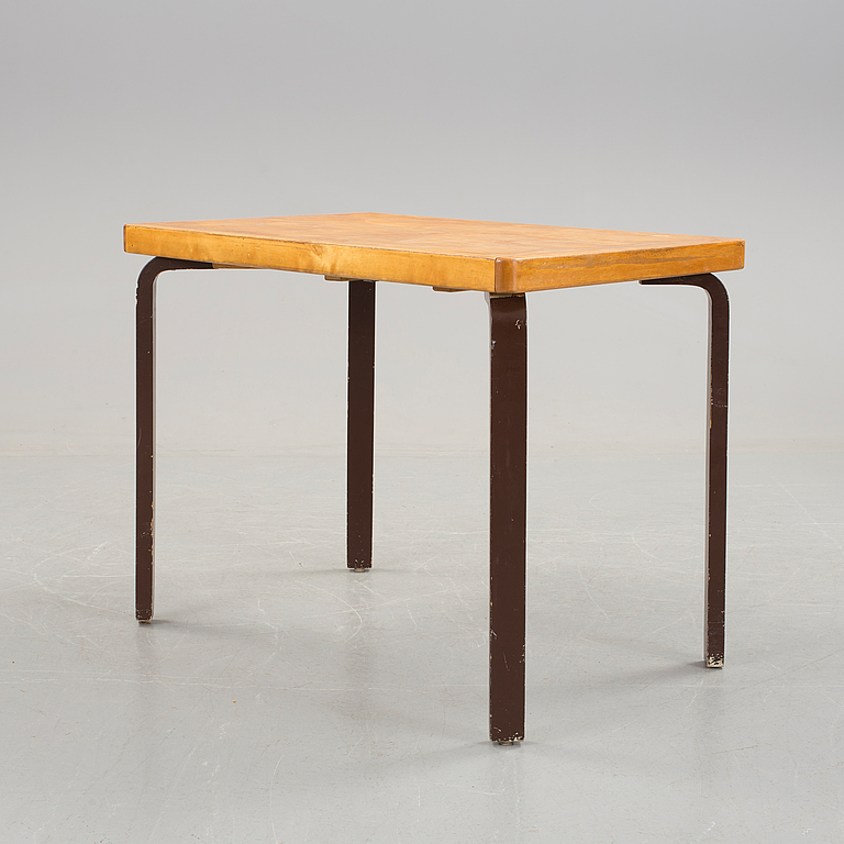 Alvar Aalto. Table, Aalto Design Hedemora in the mid-1900s.