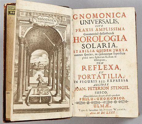 Stengel's Gnomonica universalis 1680