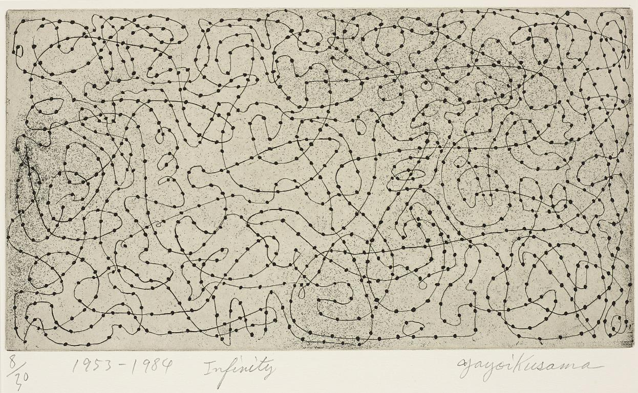 Yayoi Kusama Infinity, 1953-1984