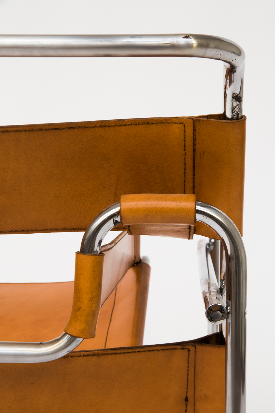 Marcel Breuer, Bauhaus Wassily Chair, early version