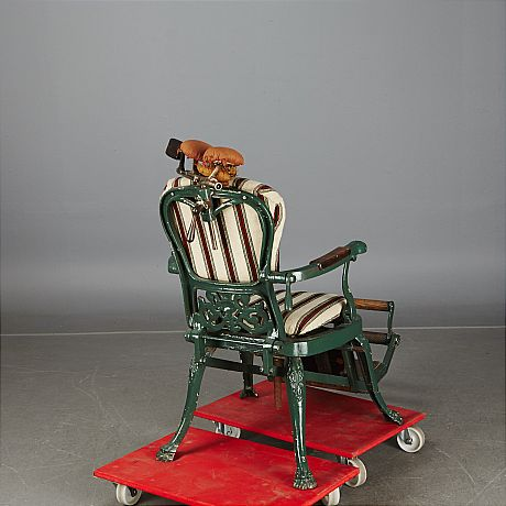 Barber Chair 1800s