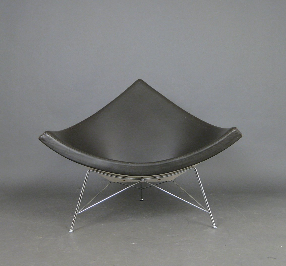 George Nelson, lounge chair, model Coconut Chair Vitra