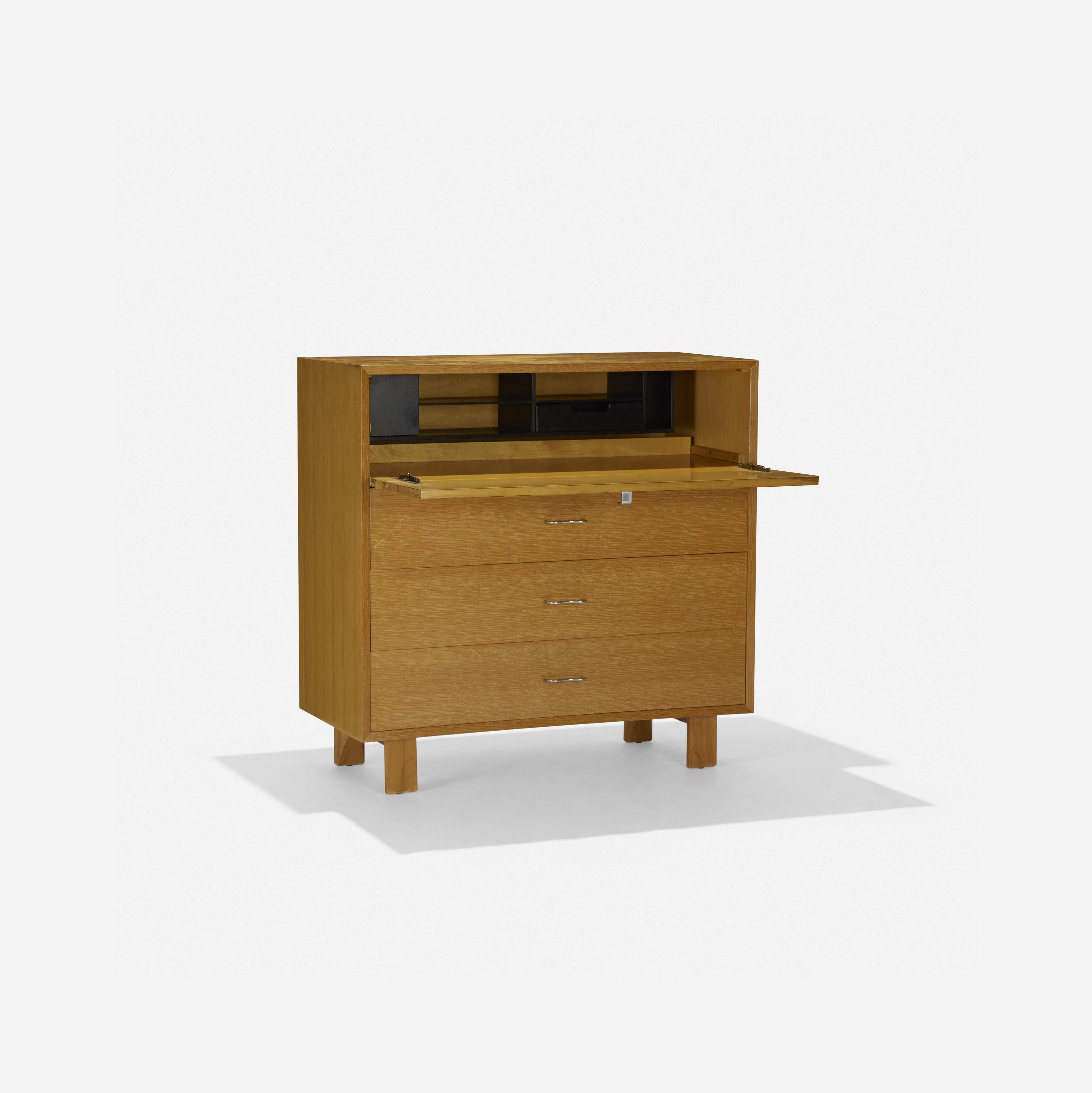 cabinet, model 4623 from the Basic Cabinet series - George Nelson & Associates