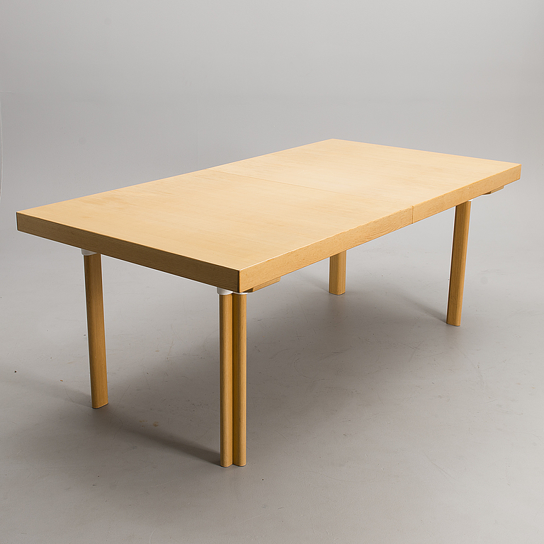 Alvar Aalto. Table, model H94, Artek, the 1900s ended.