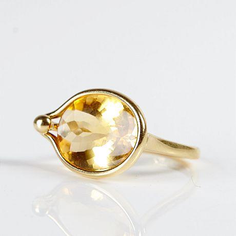Vivianna Torun Bülow-Hübe ring gold