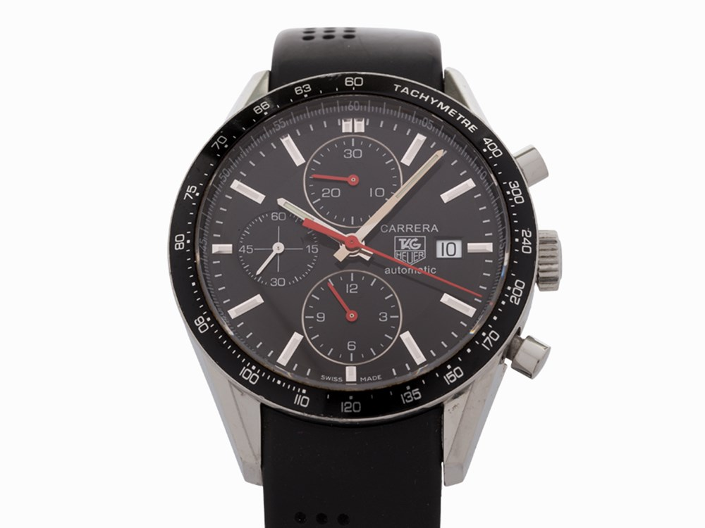 TAG Heuer Carrera, Ref. CV201AK.FT6040, Switzerland, c.2013