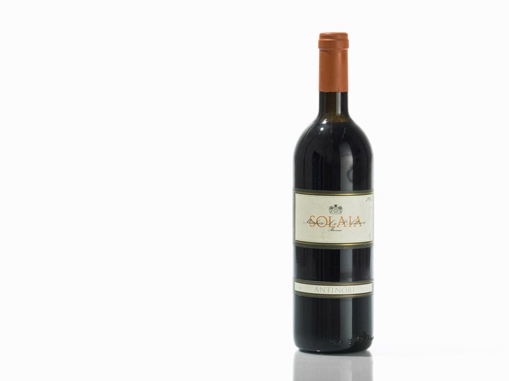 1 Bottle 1985 Antinori Solaia, Vino da Tavola