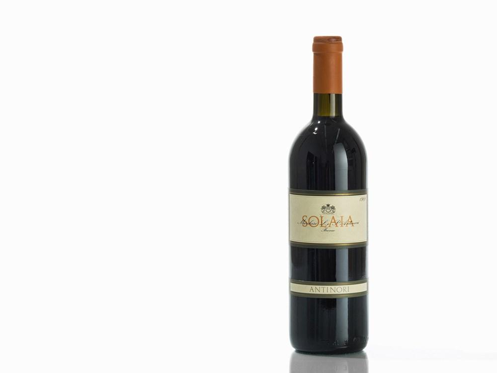 1 Bottle 1988 Antinori Solaia, Vino da Tavola