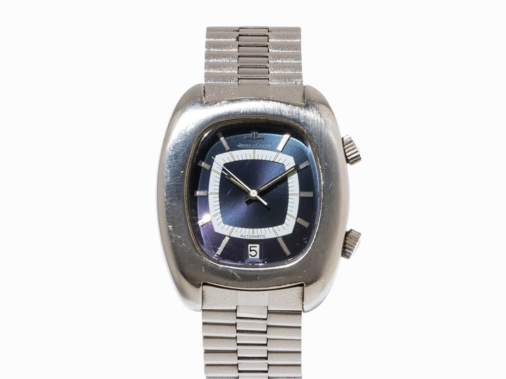 Jaeger-LeCoultre Vintage Alarm Wristwatch, c. 1970