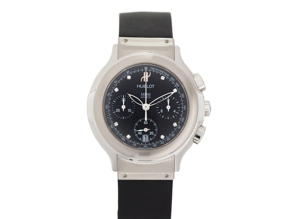 Hublot Elegant Chronograph, Ref. 1640.1, Switzerland, c.1990
