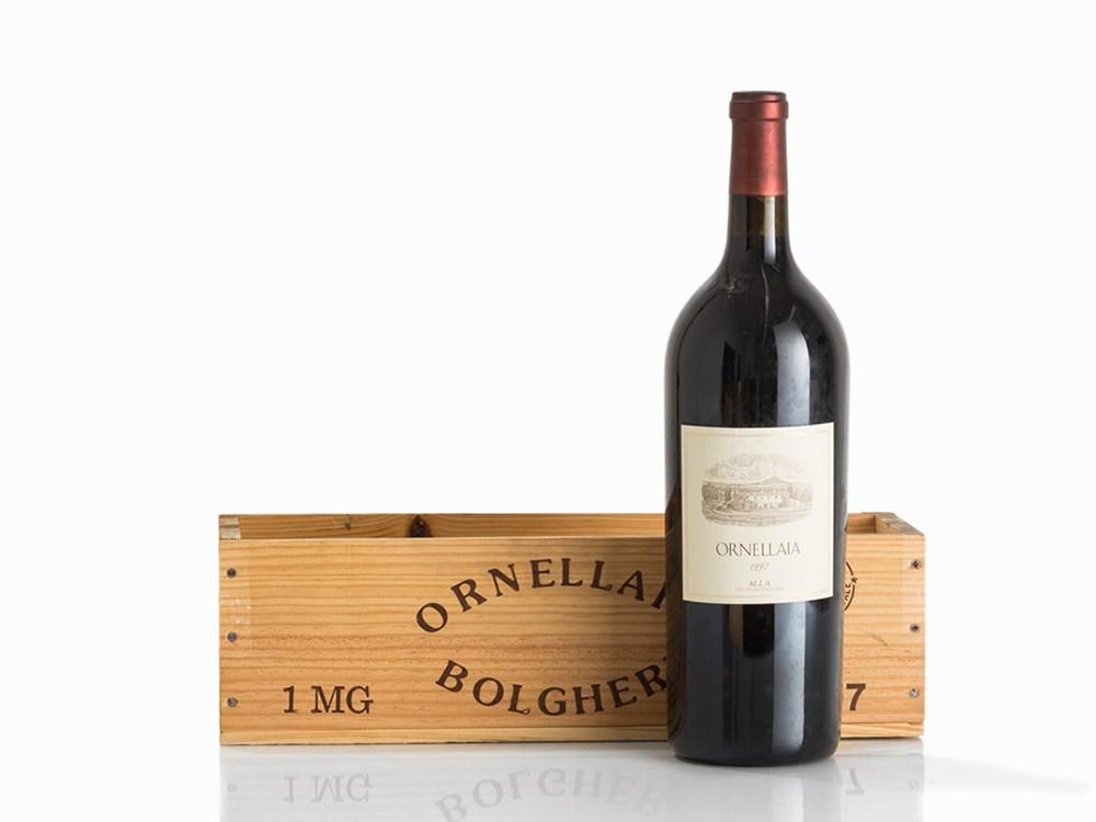 1 Magnum Bottle 1997 Ornellaia, Bolgheri