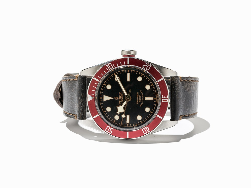 Tudor Heritage Black Day, Ref. 79220R, Switzerland, C. 2015