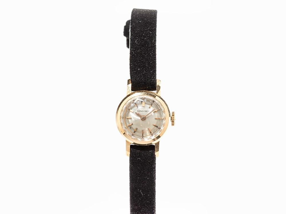 Longines, Small Ladies' Watch, Ref. 6931, Switzerland, C. 1961
