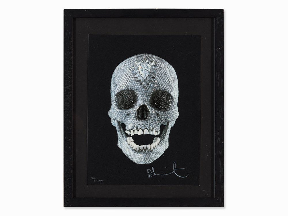 Damien Hirst, Print, 'For the Love of God, Belief', 2007