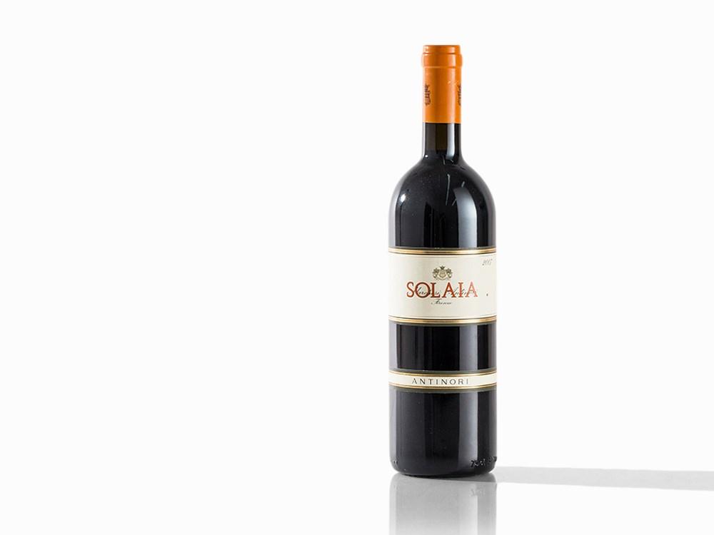 1 Bottle 2007 Antinori Solaia, Toscana IGT
