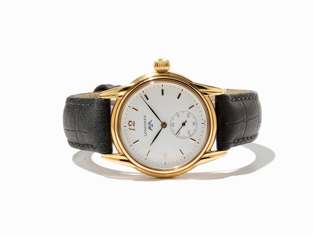Longines Wristwatch, L4.659.2, Switzerland, Around 1990