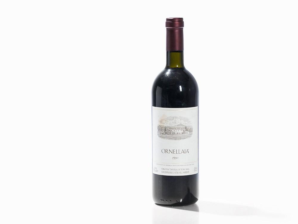 1 Bottle 1990 Ornellaia, Bolgheri