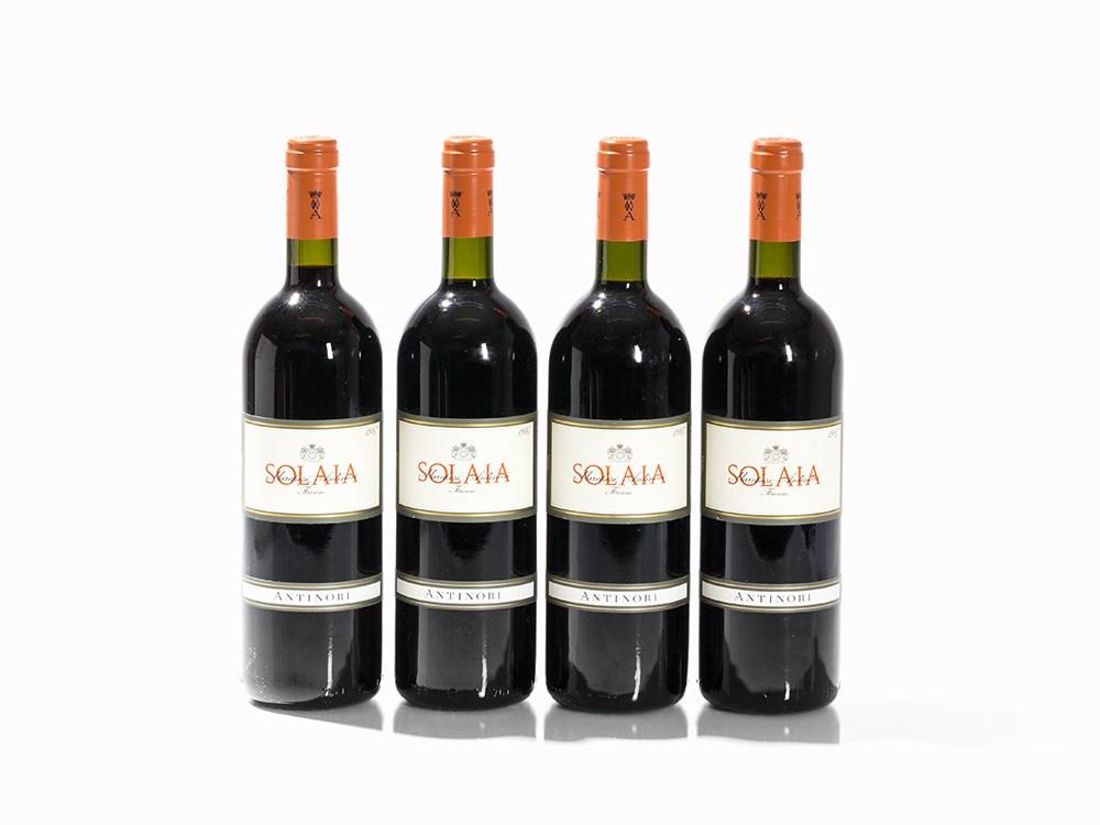 4 Bottles 1997 Antinori Solaia, Vino da Tavola
