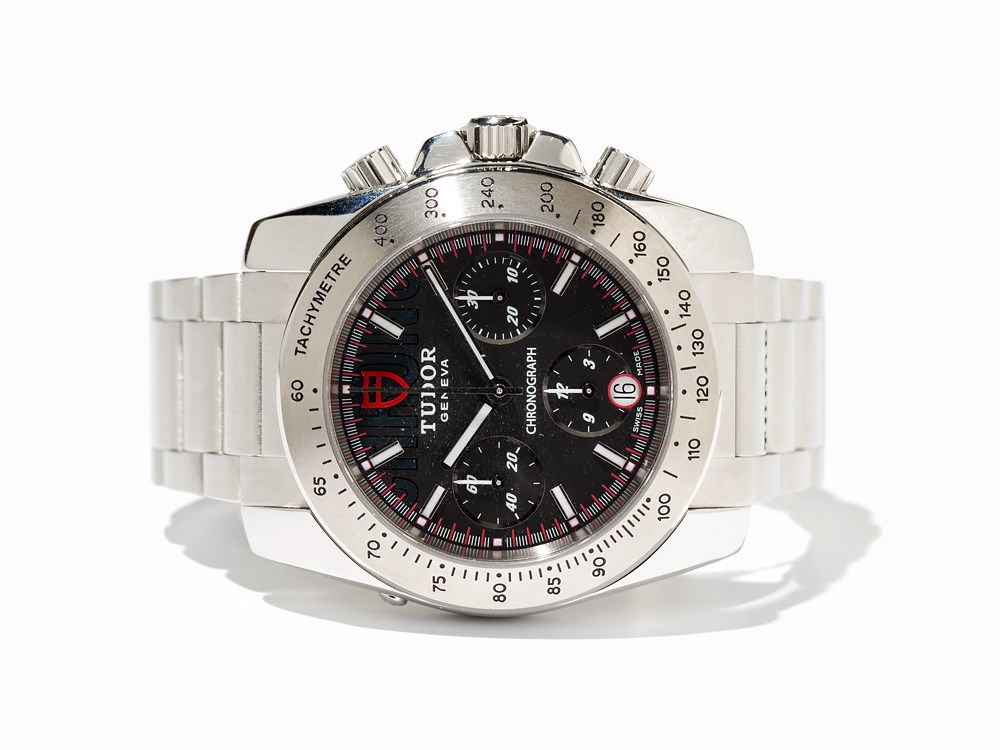 Tudor Chronograph, Ref. 20300, Switzerland, 2009