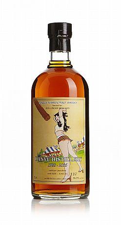 1988 Single Nippon Malt Whisky