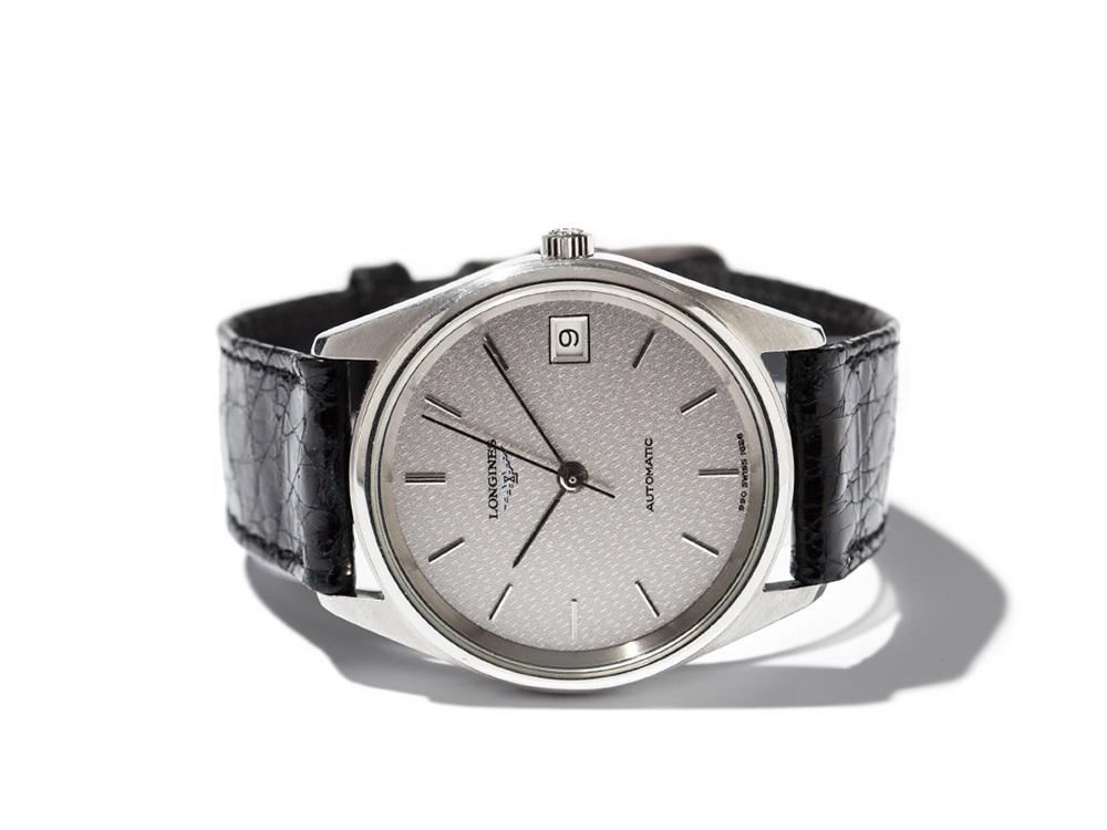 Longines Wristwatch, Switzerland, Around 1985