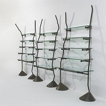shelves from Bazaar/Jean-Paul Gaultier
