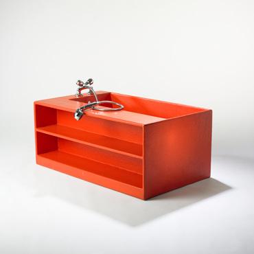 Orange Tub