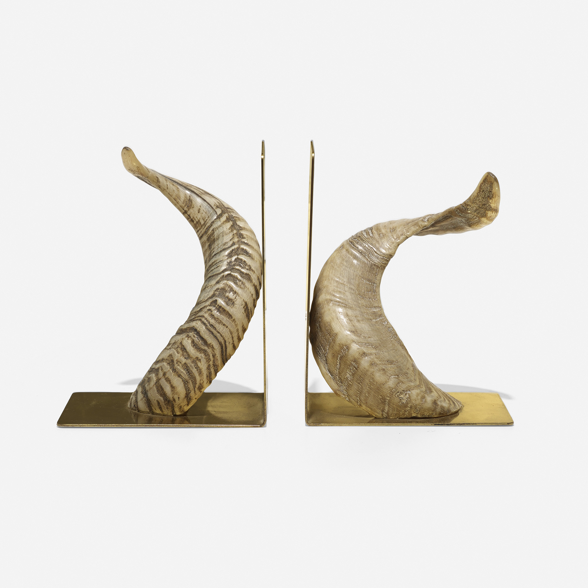 bookends model 5672, pair