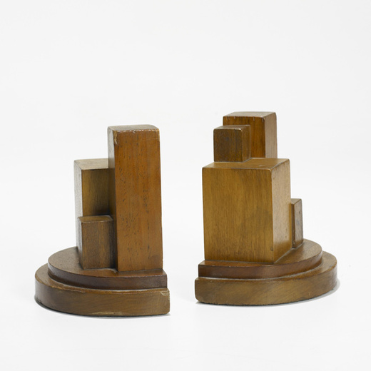 bookends, pair