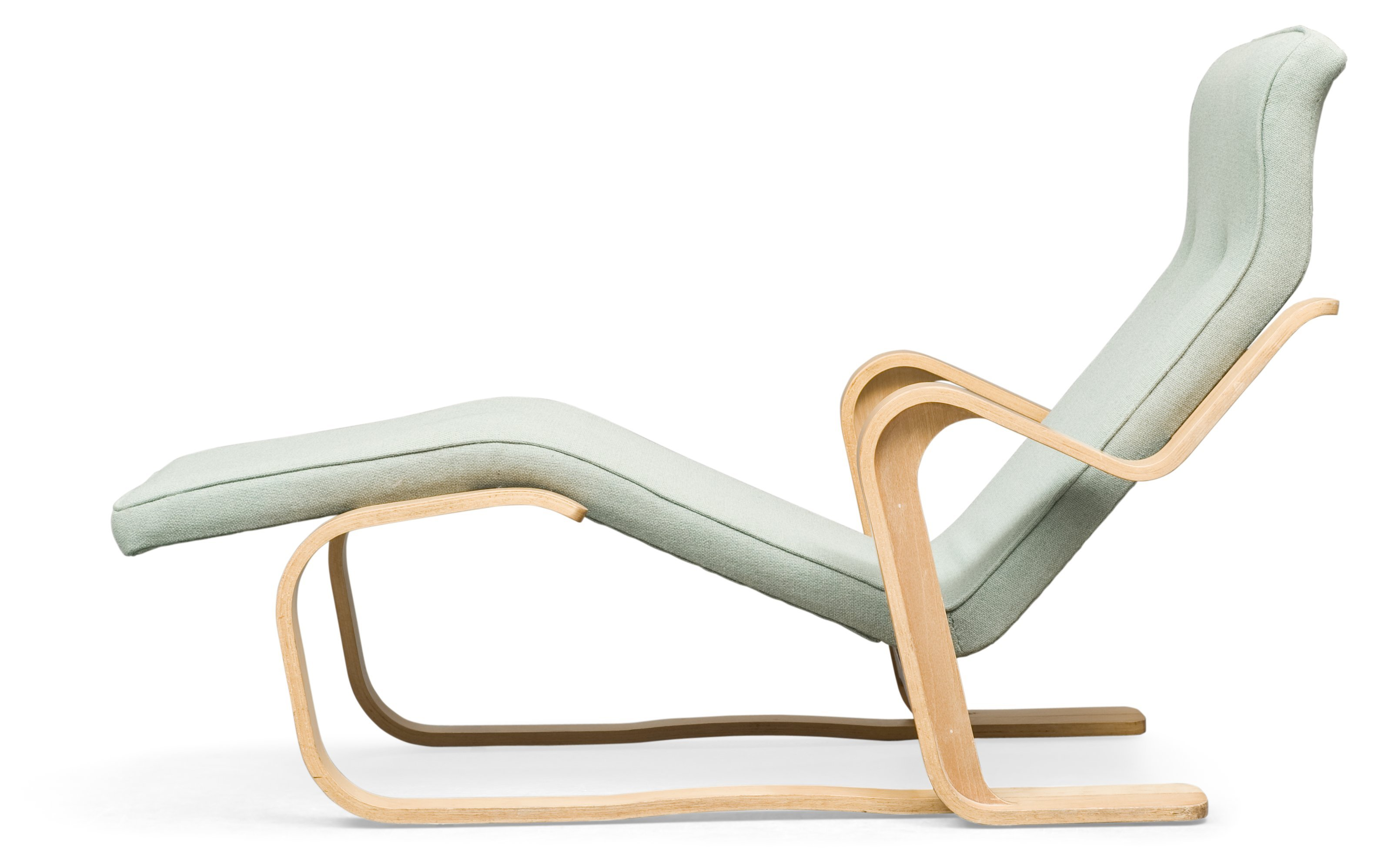 A Marcel Breuer Lounge Chair For Isokon, E..