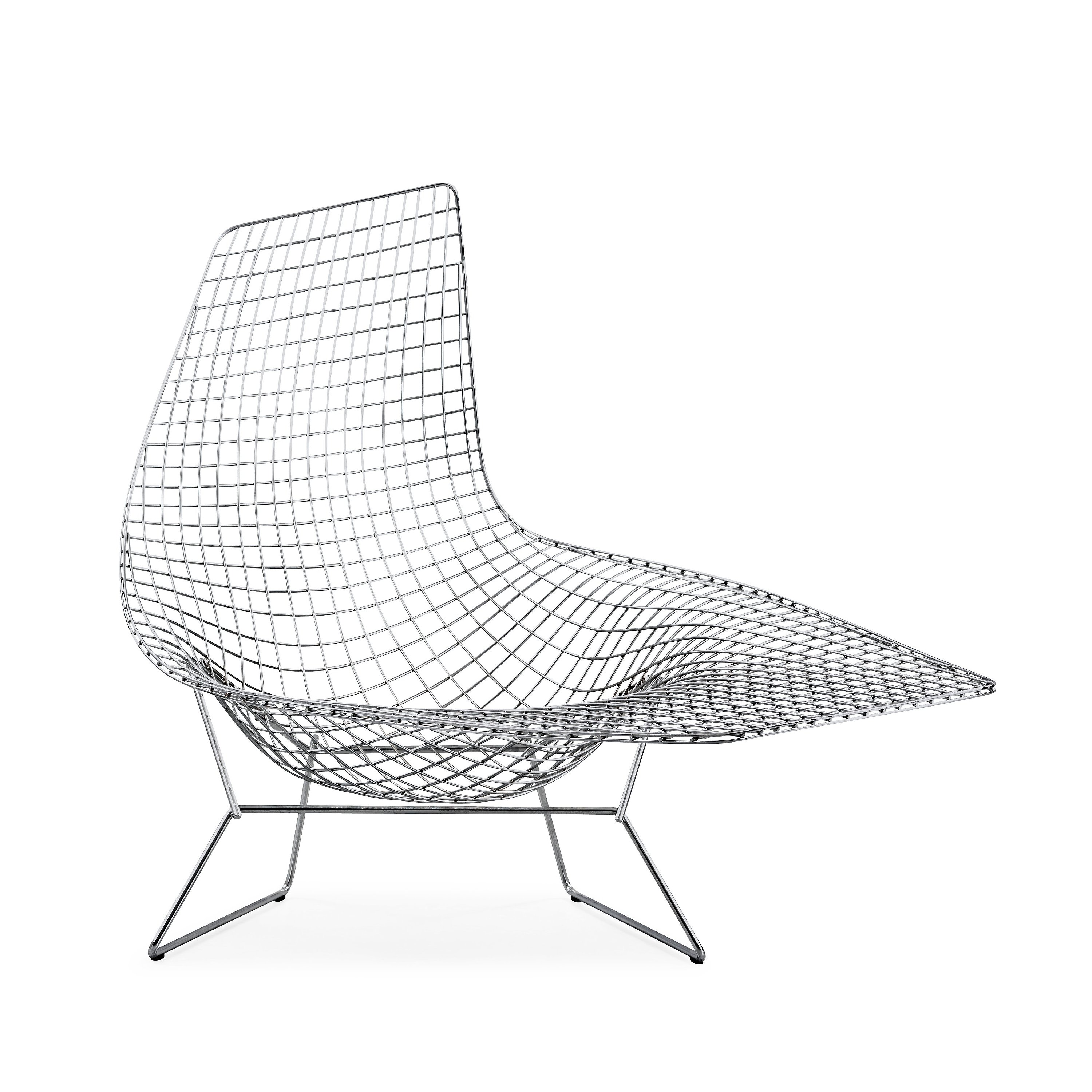 chaise diamond bertoia harry bertoia s harry bertoia metal pair of chairs diamond model with. Black Bedroom Furniture Sets. Home Design Ideas