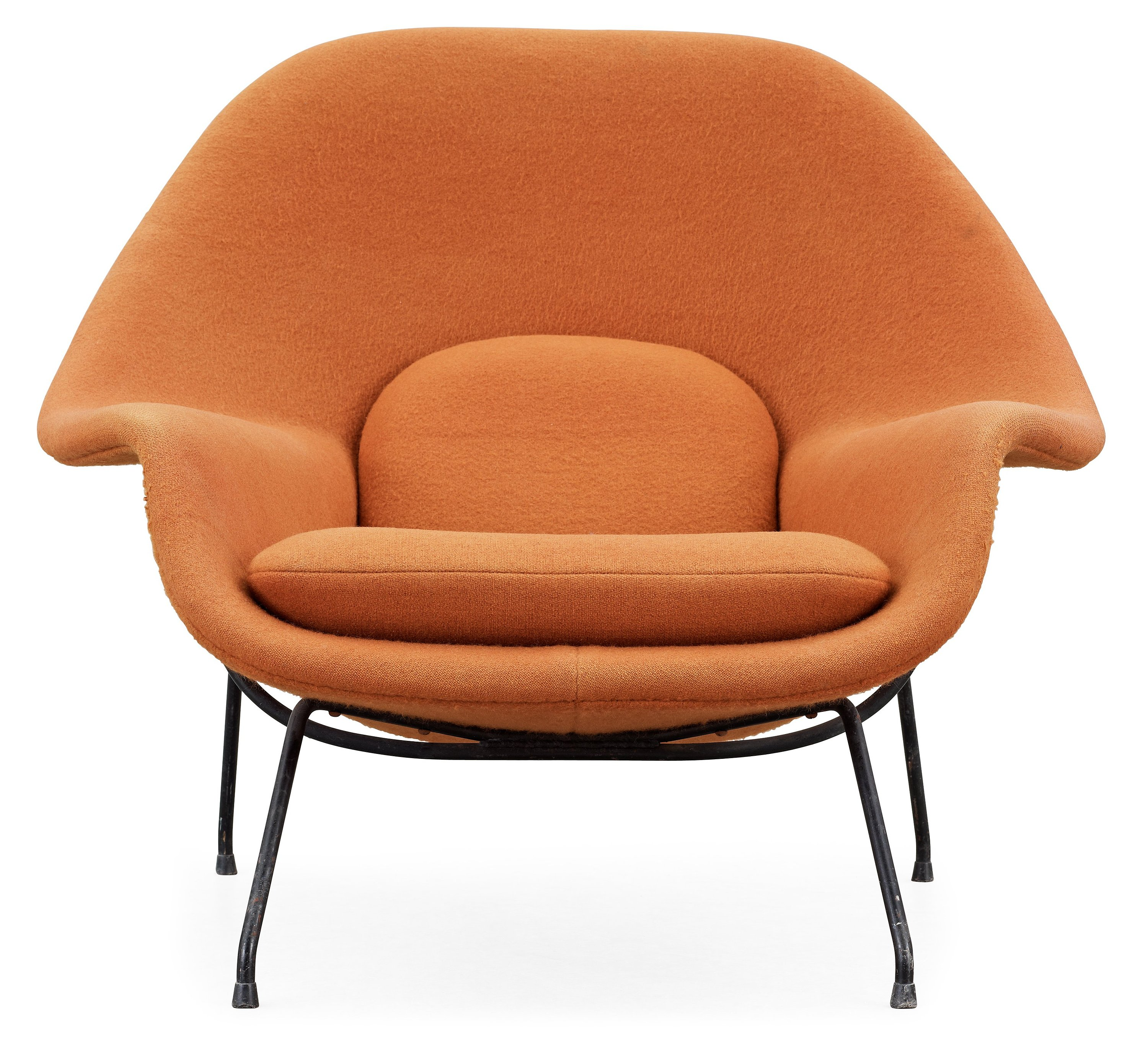 an eero saarinen u0027womb chairu0027 knoll inter